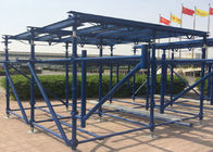 Strong Load Cuplock Formwork System 48.3-48.6 Mm Diameter Energy Saving For Construction