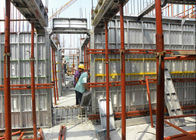 Aluminum Construction Formwork System Scaffolding Concrete Formwork 4mm Thickness